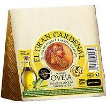 Gran Cardenal Queso oveja oliva curado 250g