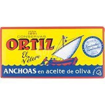 Ortiz Anchoa en aceite de oliva Lata 29 g