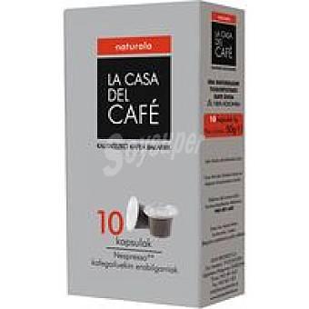 CASA del CAFÉ Café de Colombia La Pack 10x5 g