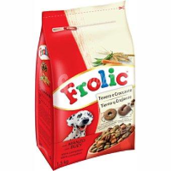 Frolic Alimento de seco de buey 1,5 kg