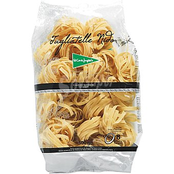 El Corte Inglés Pasta tagliatelle nido envase 500 g Envase 500 g