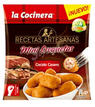 La Cocinera Mini croquetas de cocido casero 450 g