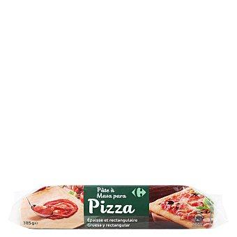 Carrefour Masa maxi pizza 385 g