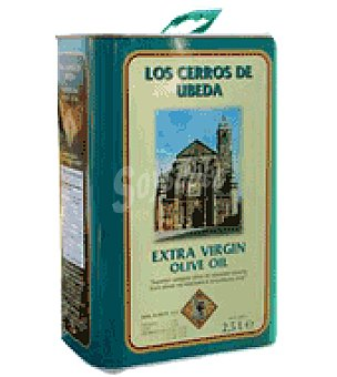 Cerros de Ubeda Aceite de oliva virgen extra 2,5 l