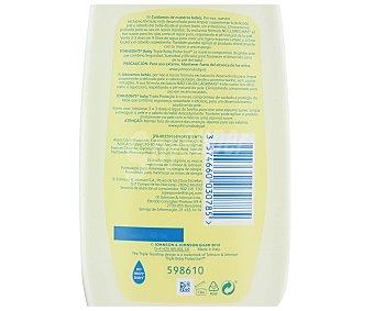 Johnson's Baby Gel-champú para bebés (limpia suavemente el cuerpo y el cabello del bebé desde el primer baño) 500 mililitros