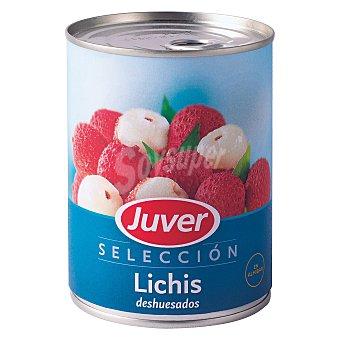 Juver Lichis deshuesados en Almíbar 250 g