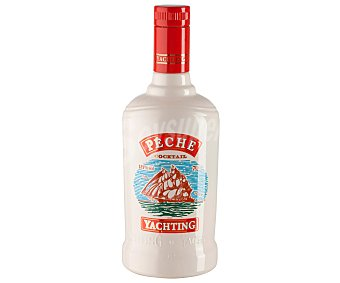 Yacting Whisky Pêche Botella 70 cl