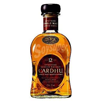 Cardhu Whisky escocés 12 años 1 L 1 l