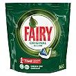 Ultra Power detergente lavavajillas todo en 1 original envase 84 pastillas envase 84 pastillas Fairy
