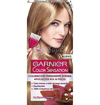 Garnier color sensation Tinte 7 rubio