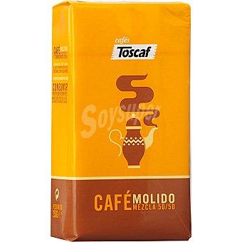 Toscaf Cafe molido mezcla 50-50 Paquete 250 g