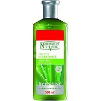 Natur Vital Champú hidratante Bote de 500 ml