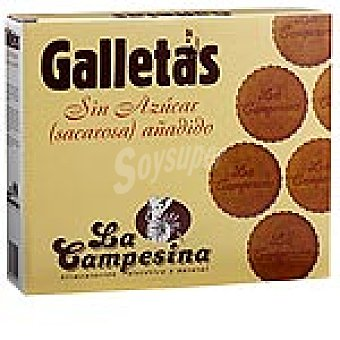 LA CAMPESINA Galletas sin azúcar añadido Paquete 800 g