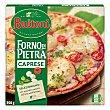 Pizza caprese (tomate cherry, mozzarella y pesto) Estuche 350 g Buitoni