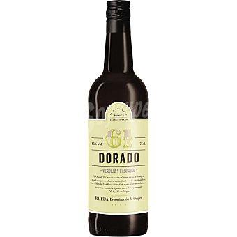 Dorado 61 fino generoso D.O. Rueda botella 75 cl Botella 75 cl
