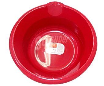Auchan Barreño redondo rojo 6 Litros 1 Unidad