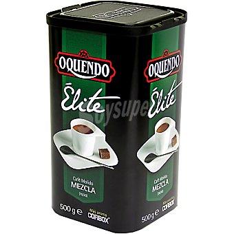 Oquendo Café Molido Mezcla 70% Natural - 30% Torrefacto 500 g