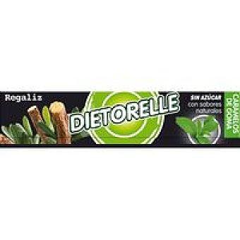 Dietorelle Caramelo de regaliz Lc Paquete 27 g