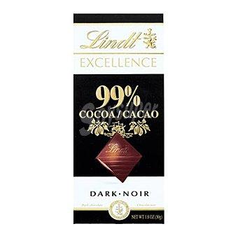Lindt Chocolate tableta 99% cacao 100 g