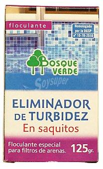 Bosque Verde Piscina eliminador turbidez saquitos Paquete de 125 g