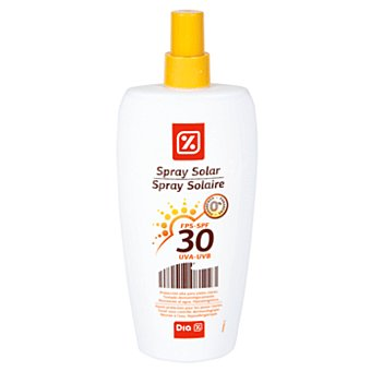 DIA Leche solar FP-30 spray 300 ml Spray 300 ml