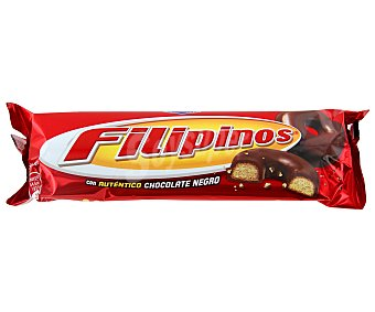 Artiach Filipinos Galletas Chocolate Negro 100 g