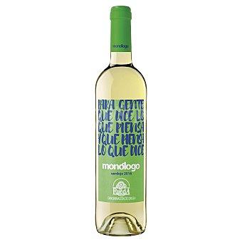 Monólogo Vino blanco verdejo D.O. Rueda  Botella 75 cl
