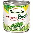 guisantes cocinados extrafinos ecológicos lata 280 g Bonduelle
