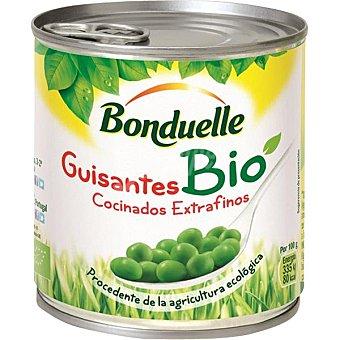 Bonduelle guisantes cocinados extrafinos ecológicos lata 280 g