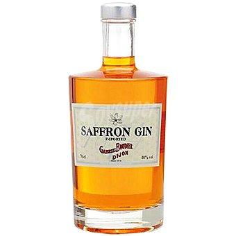SAFFRON ginebra Premiun Francia botella 70 cl