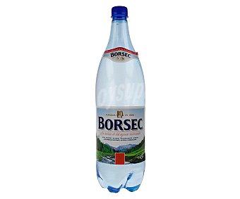 Borsec Agua mineral con gas Botella de 1,5 litros