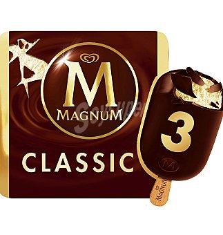 Magnum Frigo Helado clásico 3 unidades