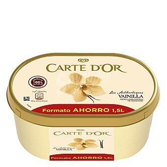 Carte D'Or Frigo Helado de vainilla Tarrina de 1,5 l