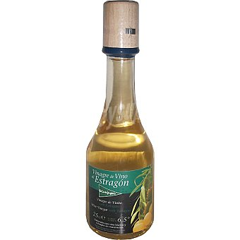 El Corte Inglés Vinagre de vino al estragón botella 250 ml 250 ml