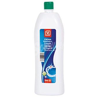 DIA Crema limpiadora baño Botella 1 lt