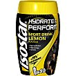 Bebida isotónica en polvo al limón Bote 400 g Isostar