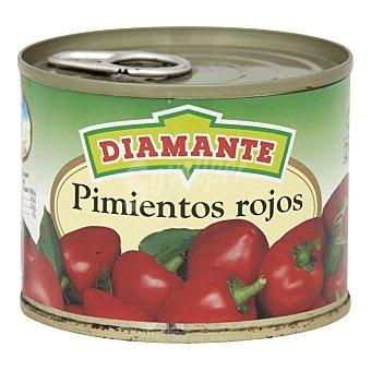Conservas Diamante Pimiento morrón Lata 125 g peso neto escurrido