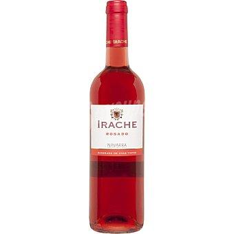 Irache Vino rosado D.O. Navarra botella 75 cl
