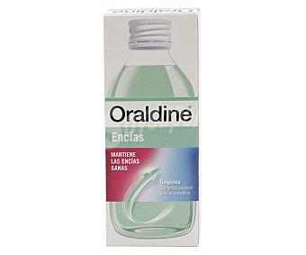 Oraldine Enjuague bucal de uso diario, para unas encías sanas 400 ml