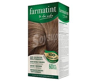 Farmatint Classic coloración permanente de alta tolerancia color 6D rubio oscuro  Caja 1 ud