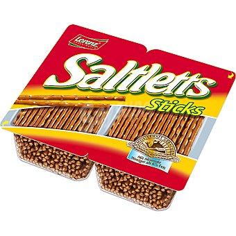 LORENZ SALTLETTS Palitos de pan salados clásicos Bandeja 250 g