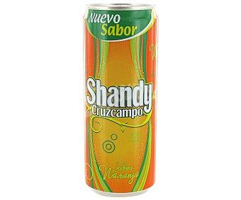 Shandy Cruzcampo Cerveza naranja 33 cl