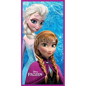 Disney Toalla de playa con Elsa y Ana 1 Unidad