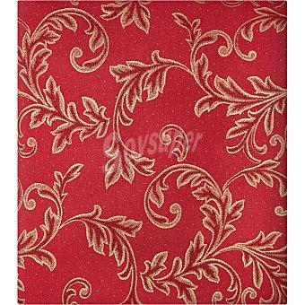Unit Mantel de tela decorado con estampado floral de Navidad 150 x 300 cm