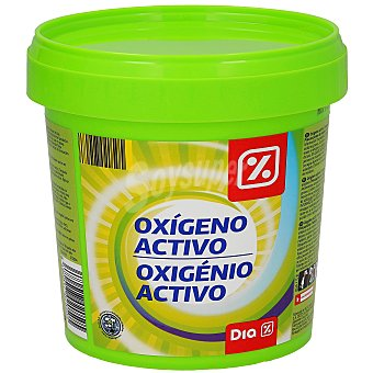 DIA Quitamanchas con oxígeno activo para ropa de color Bote 1 Kg