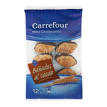 Carrefour Mini croissant de chocolate 180 g