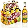 Cerveza con tequila Pack 6 botellines x 33 cl Desperados