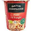 Pasta a las setas bio Vaso 50 g Natur Compagnie