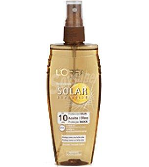Expertise L'Oréal Paris Aceite protector factor de protección 10 150 ml