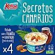 Secretos Canarios helado de vainilla con guarapo savia de palma  estuche 360 g Kalise